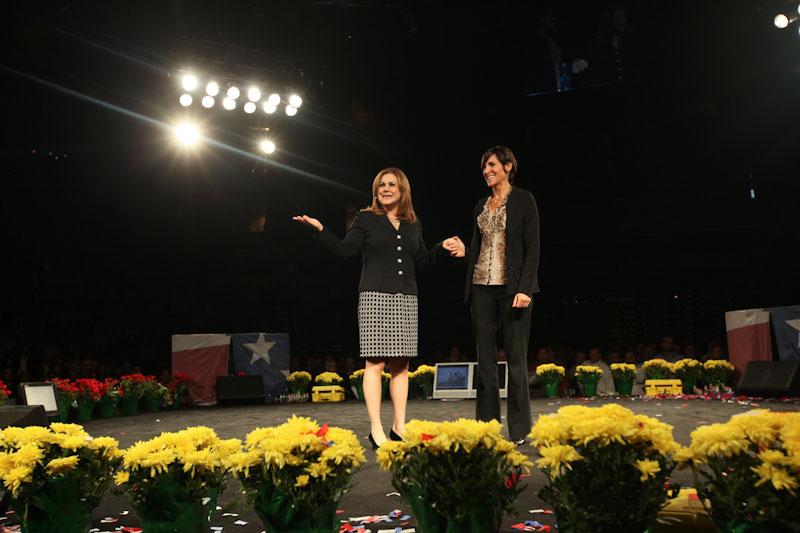 Tamara Lowe & Wendy Marcello